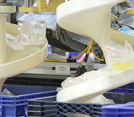 Robotic Pick and Place with Palletization - MMCI Case Study