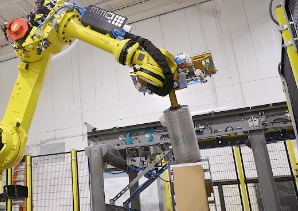 MOST Case Study, robotic palletizer, robotic palletization, robotic palletizing system, robotic palletizers, robotic palletizing arm, palletizier, automatic palletizer, palletization