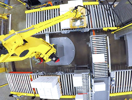 MMCI Robotics | End-of-Line Packaging Automation